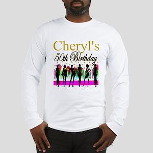 MS DIVA 50TH Long Sleeve T-Shirt