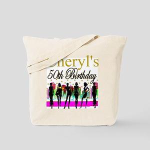 MS DIVA 50TH Tote Bag