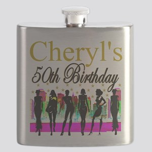 MS DIVA 50TH Flask