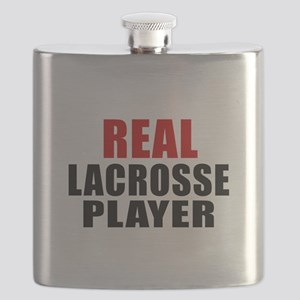Real Lacrosse Flask