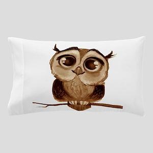 OWL Pillow Case