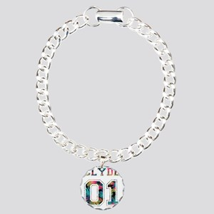 Bonnie and Clyde shirts Charm Bracelet, One Charm