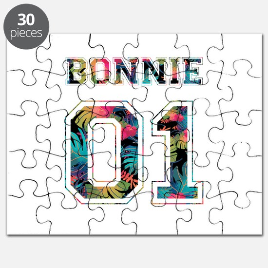 Bonnie and Clyde shirts Puzzle