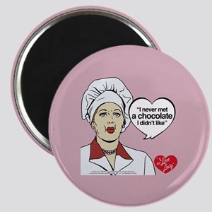 I Love Lucy Chocolate Lover Magnet