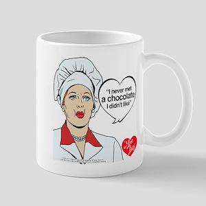 I Love Lucy Chocolate Lover Mug