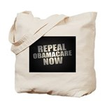 Repeal Obamacare Now Tote Bag