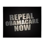 Repeal Obamacare Now Throw Blanket