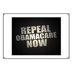 Repeal Obamacare Now Banner