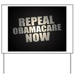 Repeal Obamacare Now Yard Sign