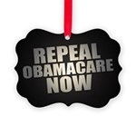 Repeal Obamacare Now Ornament