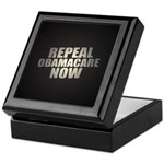 Repeal Obamacare Now Keepsake Box