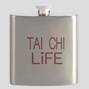 TAI CHI LiFE Flask