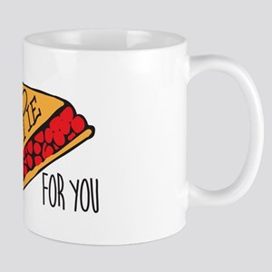 Throw Pie Mug