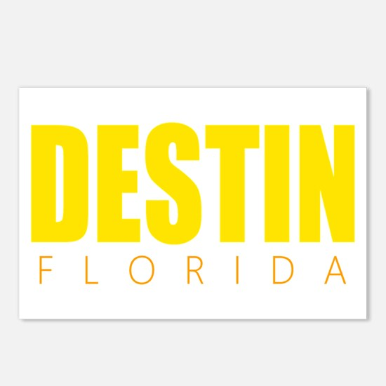 Destin Florida Postcards (Package of 8)