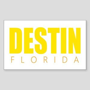 Destin Florida Sticker
