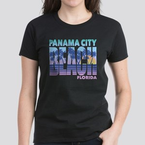 Panama City Beach Women's Dark T-Shirt