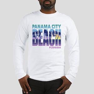Panama City Beach Long Sleeve T-Shirt