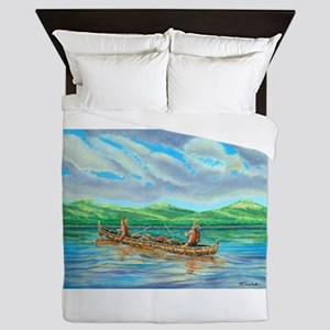 River Traders Queen Duvet