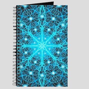 Electric Universe Mandala Journal