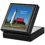 Tawas Point Lighthouse Keepsake Box