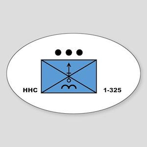 MORT Platoon, HHC, 1-325 Sticker