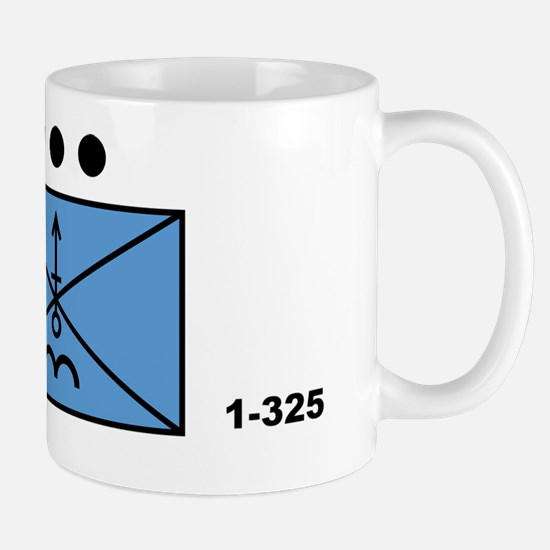 MORT Platoon, HHC, 1-325 Mugs