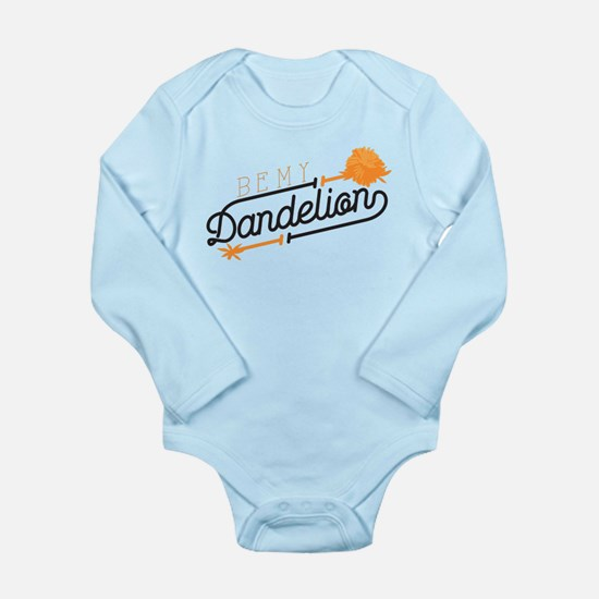 Be My Dandelion Onesie Romper Suit
