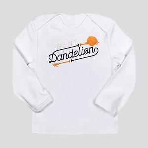 Be My Dandelion Long Sleeve Infant T-Shirt