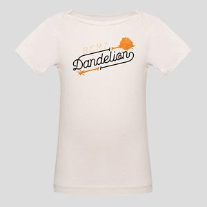 Be My Dandelion Organic Baby T-Shirt