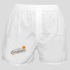 Be My Dandelion Boxer Shorts