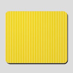 Sports Yellow Mousepad