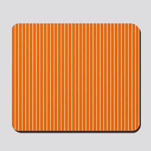Sports orange Mousepad