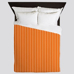 Sports orange Queen Duvet