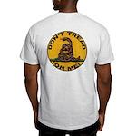 Don't Tread on Me-Circle Light T-Shirt