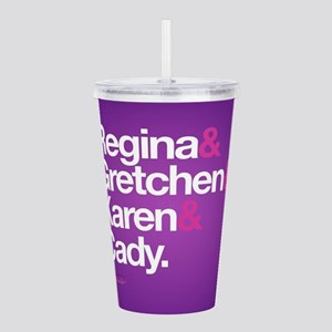 Mean Girls Character N Acrylic Double-wall Tumbler
