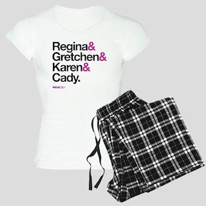 Mean Girls Character Names Women's Light Pajamas