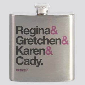 Mean Girls Character Names Flask