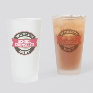 school counselor Drinking Glass
