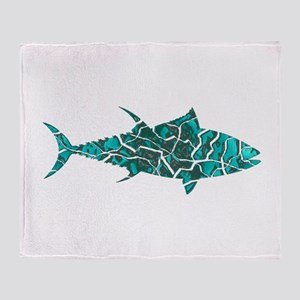 TUNA Throw Blanket