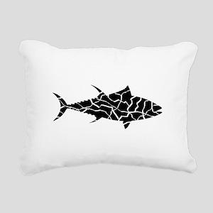 TUNA Rectangular Canvas Pillow