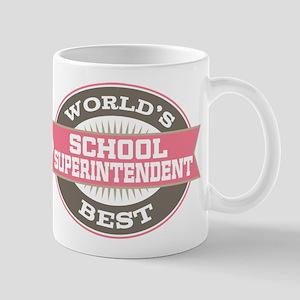 school superintendent Mug