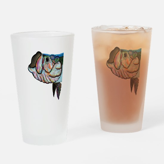 TARPON Drinking Glass