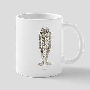 Circulatory System, Veins Mugs