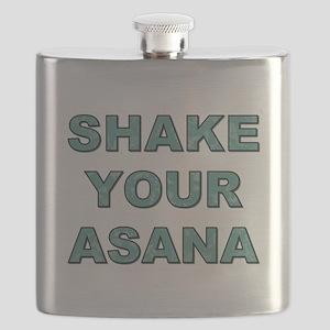 SHAKE YOUR ASANA Flask