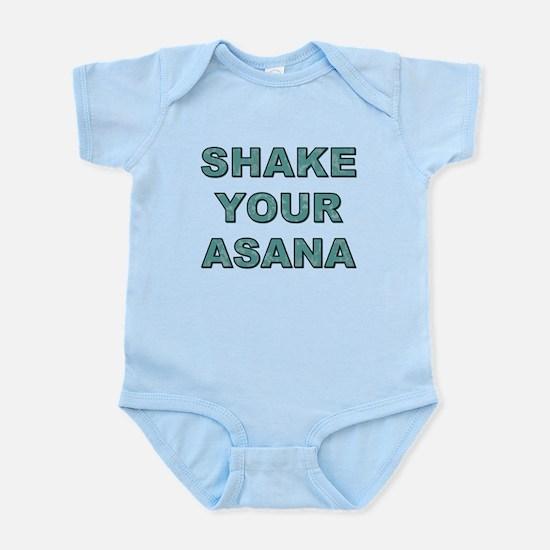 SHAKE YOUR ASANA Body Suit