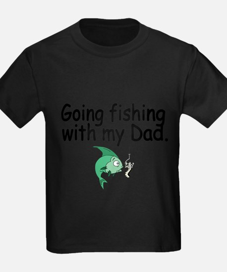 Going Fishing With My Dad T-Shirt