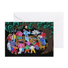 The Peddler Greeting Cards (Pk of 10)