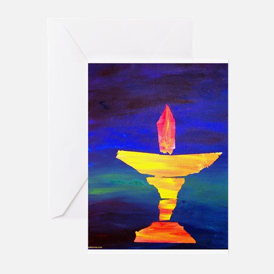 uuchalice2 Greeting Cards