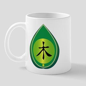 Wood Element Mug