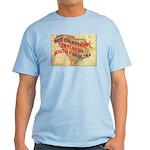 Flat S Carolina Light T-Shirt